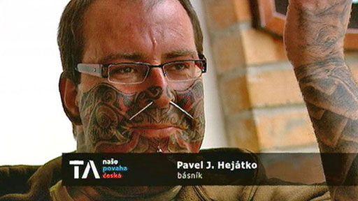 Ta naše povaha česká - Tetovaní