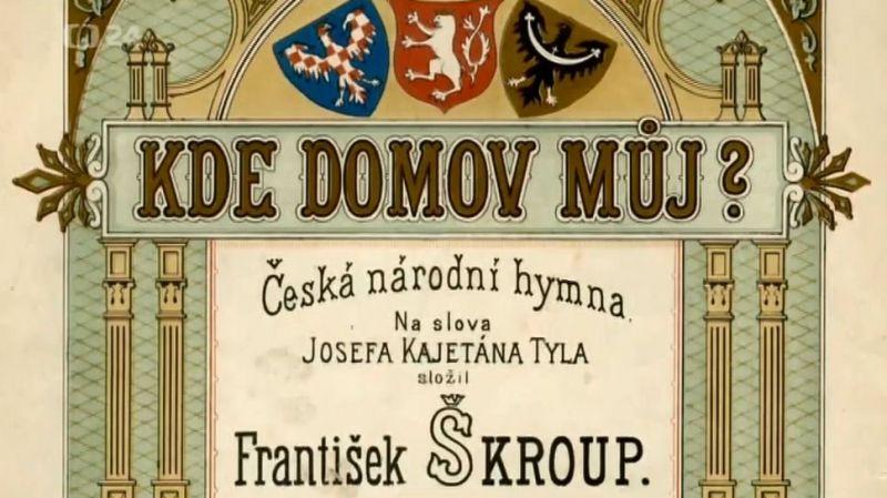 Výsledek obrázku pro česká hymna