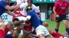 Francie - Tonga