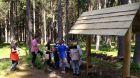 Areál lesních her Stožec