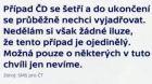 Odposlechy u Českých drah