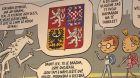 Symboly státnosti v komiksu pro děti
