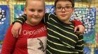 Dva školáci, kteří zachránili život starší ženě