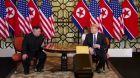Jednání podle USA skončila kvůli požadavku KLDR na zrušení sankcí