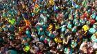 Shromáždění zastánců katalánské nezávislosti