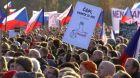Požadavky organizátorů demonstrace