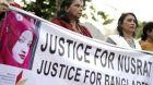 Oběť Nusrat Rafíjové a trest za ni