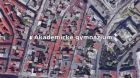 Evakuace kvůli granátu v centru Prahy