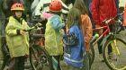 Otevírání cyklostezek začalo v Mikulově (2001)