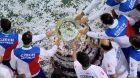 2012: Podzim šampiónů