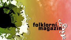 Folklorní magazín
