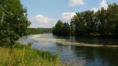 Řeka v proudu času