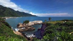 Přírodní krásy Tchaj-wanu