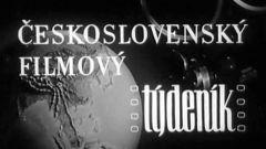 Československý filmový týdeník 1971