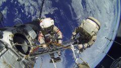 Na Mezinárodní vesmírné stanici