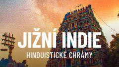Jižní Indie - hinduistické chrámy