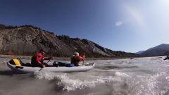 Alsek - ledová řeka