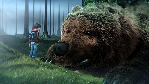 Medvěd připojení stránky