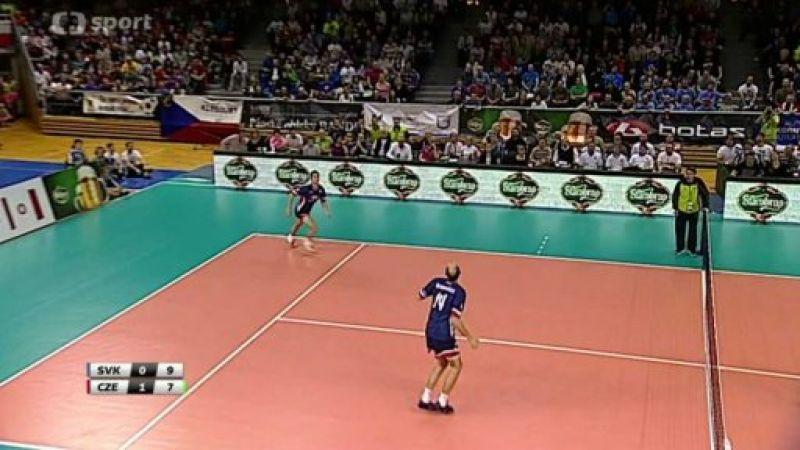 7d1eca95814 Nohejbal  MS 2016 Česko — iVysílání — Česká televize