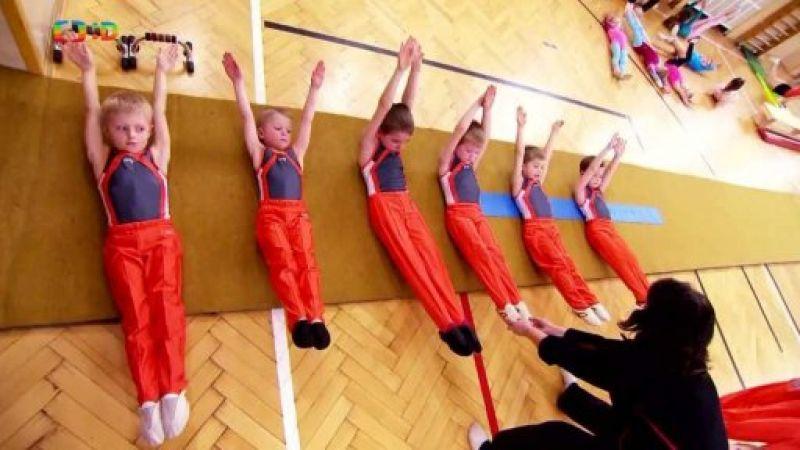 videa z gymnastky