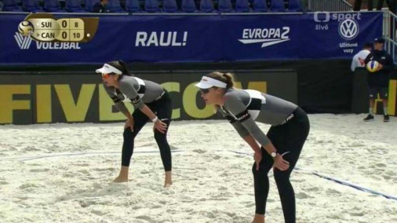 FIVB World Tour 2018 Ostrava — iVysílání — Česká televize 96c8ece1b1