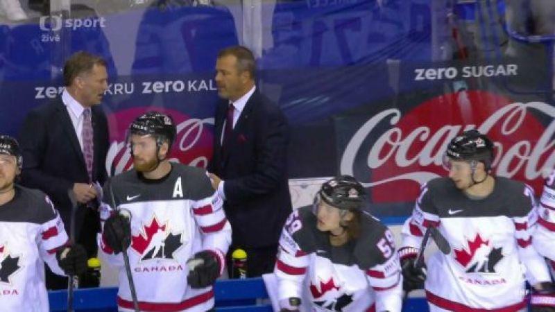 d1cec6ac8166c MS v ledním hokeji 2019 Slovensko: Finsko - Kanada — iVysílání ...