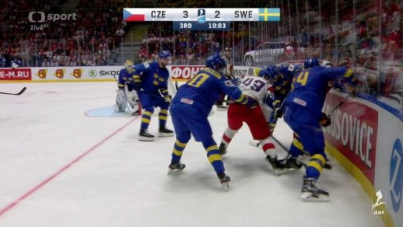 2da9592412c2f MS v ledním hokeji 2019 Slovensko: Česko - Švédsko — iVysílání ...