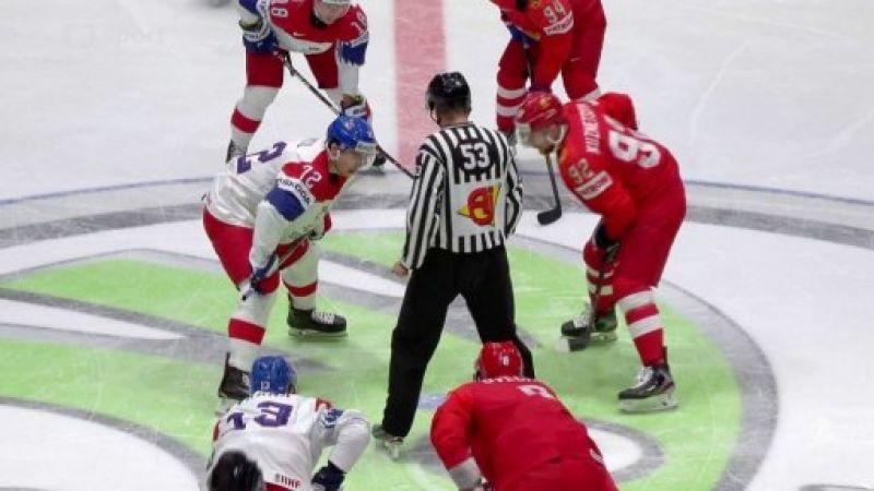 c73900bddd358 MS v ledním hokeji 2019 Slovensko: Rusko - Česko — iVysílání — Česká ...