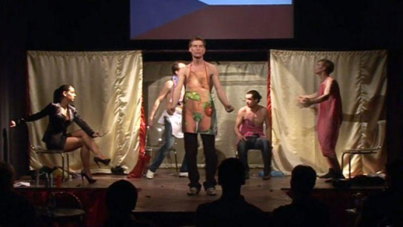 Queer  Muži na vysokých podpatcích III. — iVysílání — Česká televize 598c2bcc12